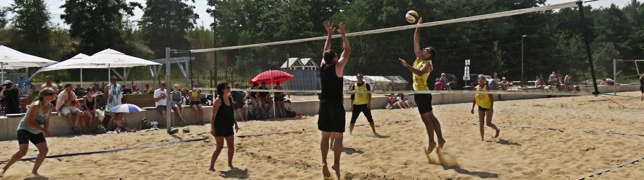 Euroimmun Beachvolleyball-Cup 2018